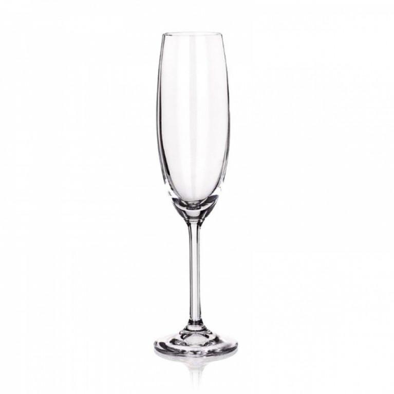 Набор бокалов для шампанского ДЕГУСТЕЙШЕН 6шт 220мл Degustation