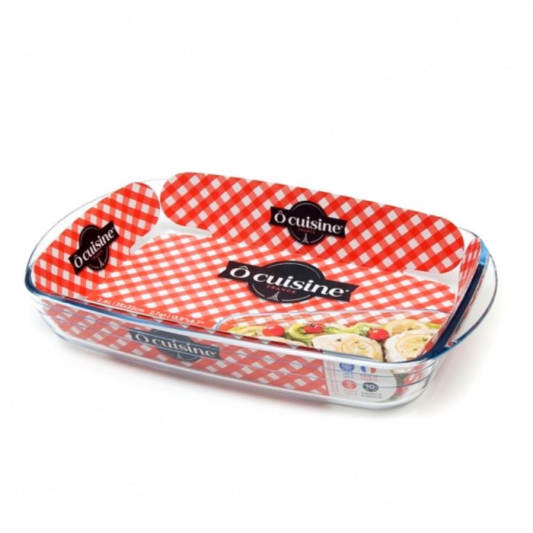 Блюдо прямоугольное O CUISINE 35х22 см