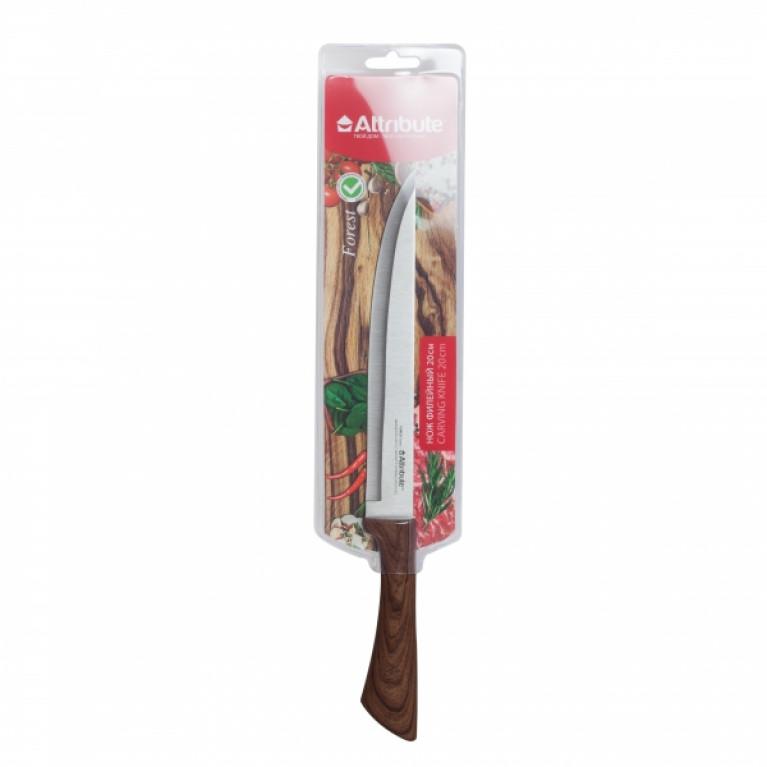Нож филейный FOREST 20см