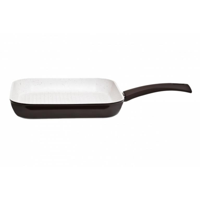 Сковорода-гриль BROWNIE 26х26см