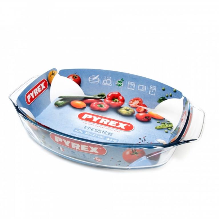 Блюдо Pyrex Irresistible 39х27 см овальное