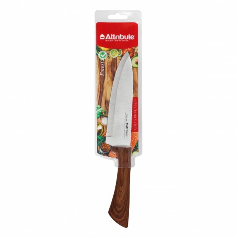 Нож поварской FOREST 15см