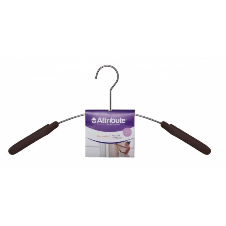 Вешалка для верхней одежды EVA COFFEE 45см