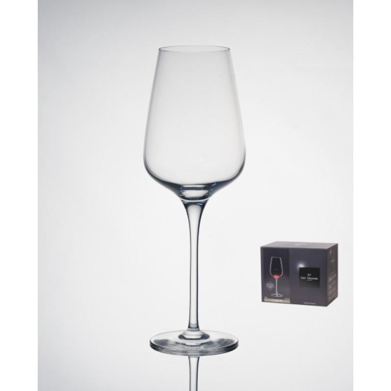 Набор фужеров (бокалов) для вина СЮБЛИМ 450мл 6шт