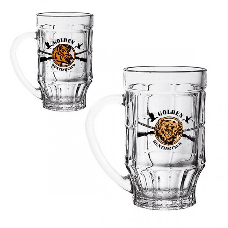 Кружка для пива ПИНТА ОХОТА 500мл