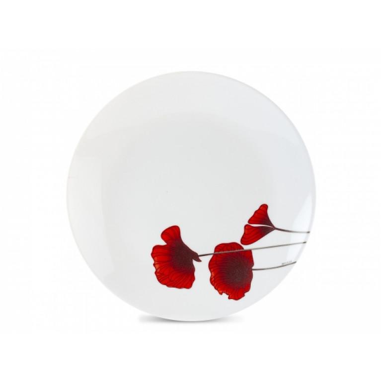 Тарелка обеденная БЕРТИЛЬ 25см