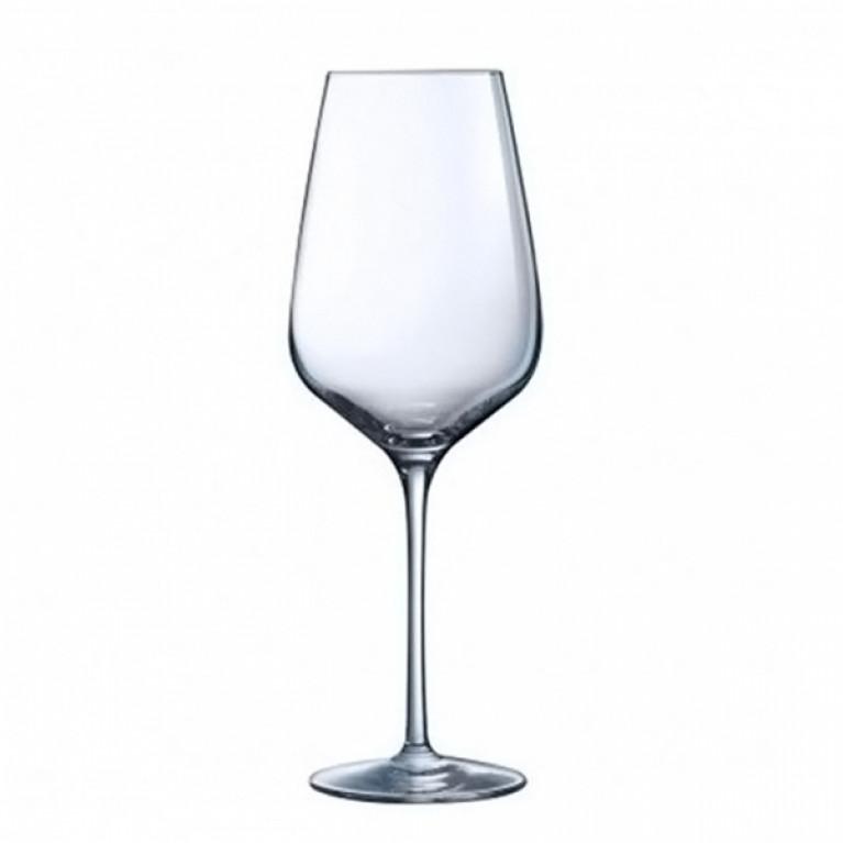 Набор фужеров (бокалов) для вина СЮБЛИМ 350мл 6шт