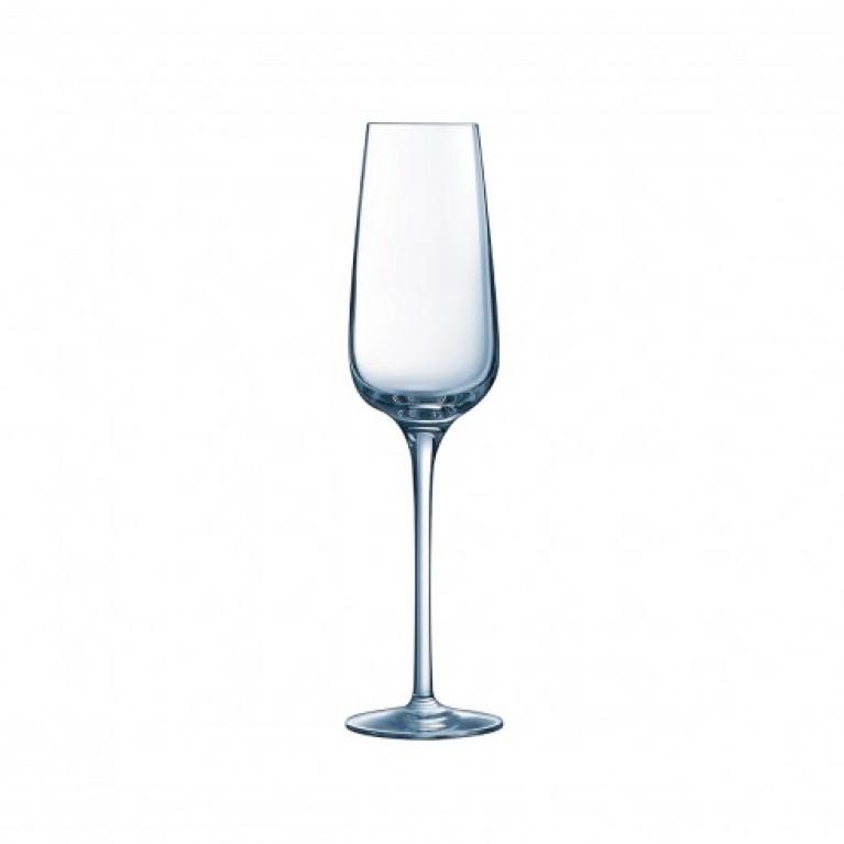 Набор фужеров (бокалов) для шампанского СЮБЛИМ 210мл 6шт
