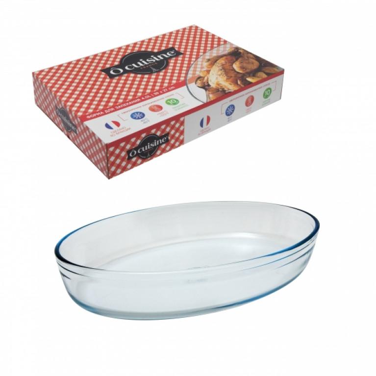 Блюдо овальное O CUISINE 39x27 см в подарочной упаковке