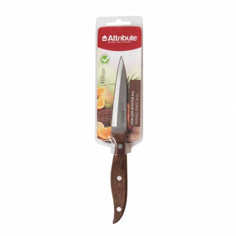 Нож для фруктов VILLAGE 9см