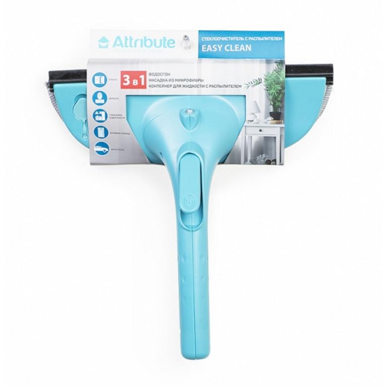 Стеклоочиститель с распылителем EASY CLEAN