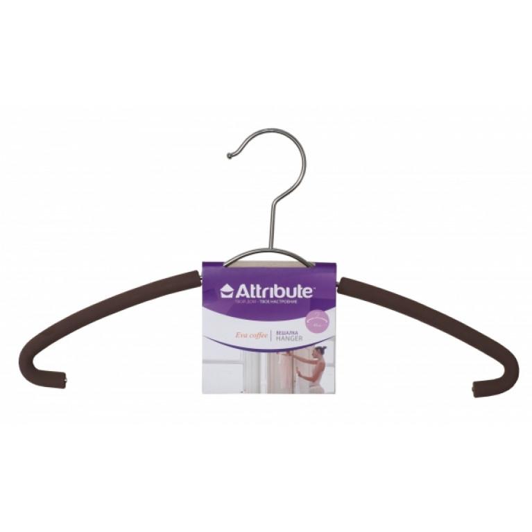 Вешалка для рубашек EVA COFFEE 41см