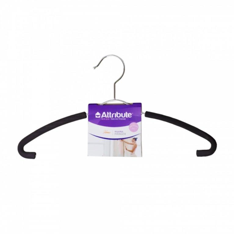 Вешалка для рубашек EVA BLACK 41см