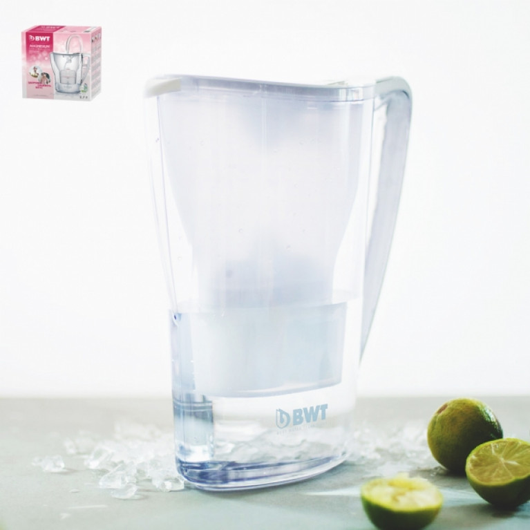 Фильтр-Кувшин для очистки воды BWT Пингвин кокосовыйласси 27л