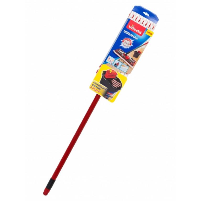 Швабра УЛЬТРАМАКС с телескопической ручкой