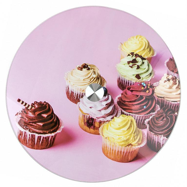 Блюдо вращающееся для сервировки стола Десерт d=32см. h=2.2см. (нижний d=19см.)