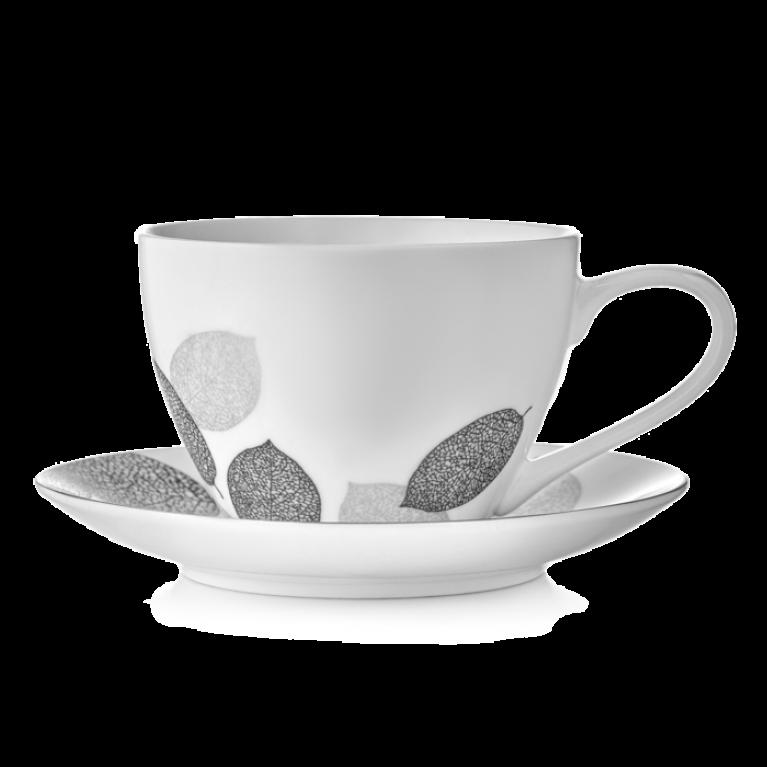Чайная пара Bosqua Platina, 315 мл