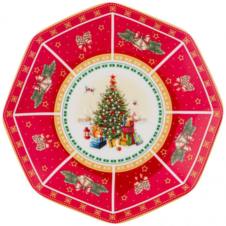 "Блюдо малое ""Christmas Collection"", диаметр 18,5 см"