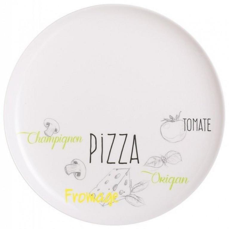 Блюдо для пиццы Luminarc Friends Time Bistro, 32 см