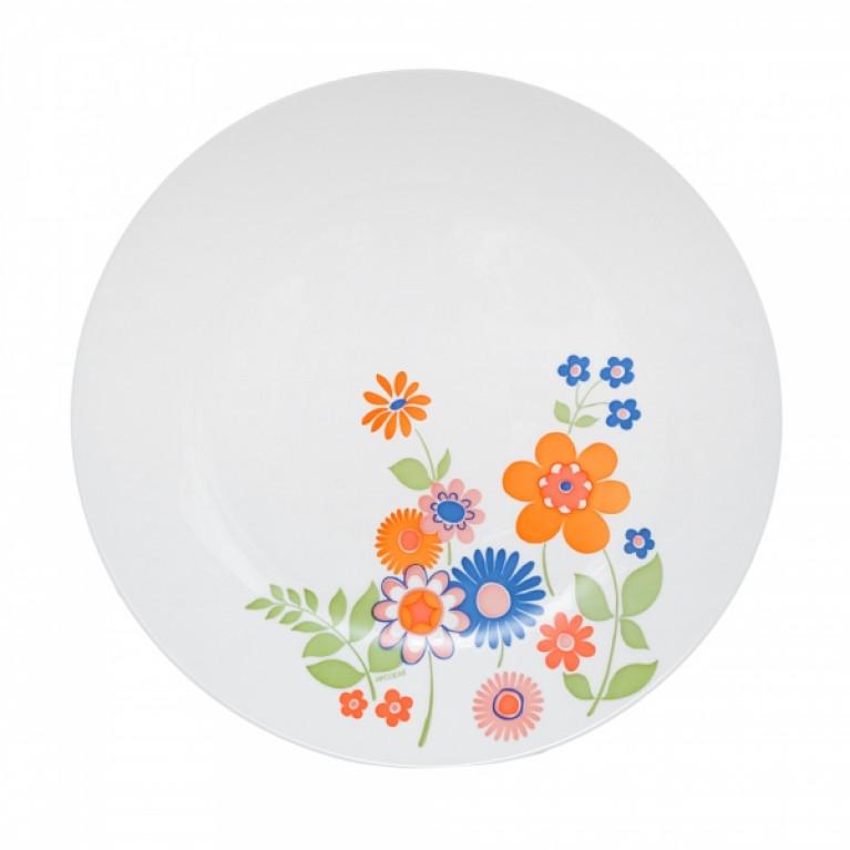 Тарелка десертная СЕЛЕНА 18см