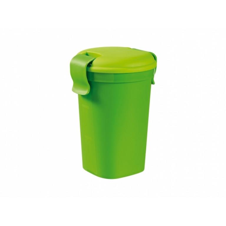 Большая чашка ЧАШКА LUNCH & GO зеленая