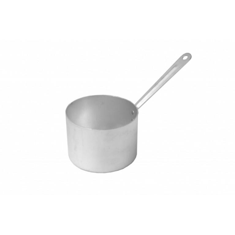 Кастрюля 1.0л с мет. ручкой с крышкой (МТ-064)