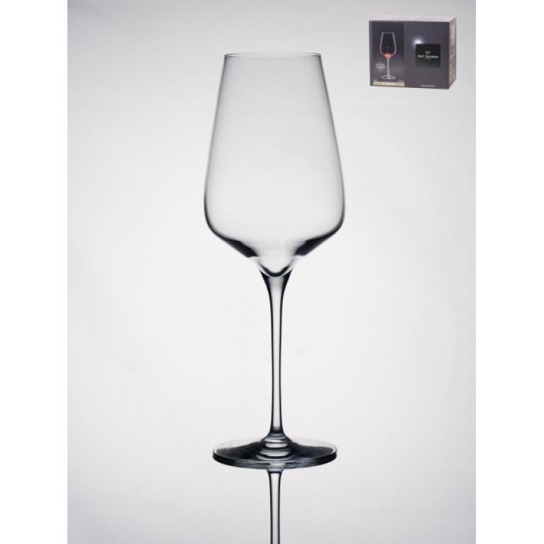 Набор фужеров (бокалов) для вина СЮБЛИМ 550мл 6шт
