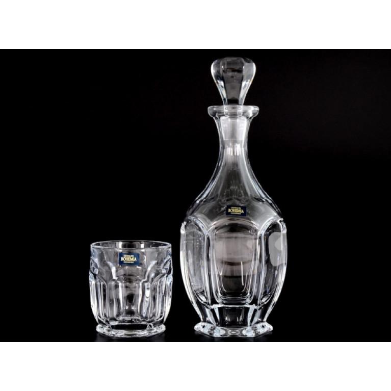 Набор для виски 7 предметов Сафари