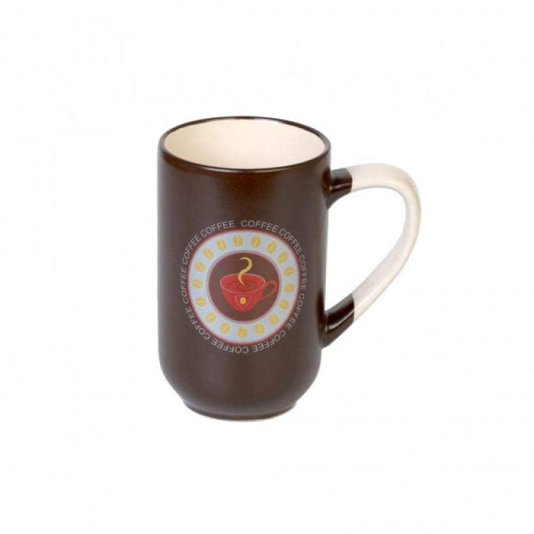 Кружка керамическая кофе 420мл
