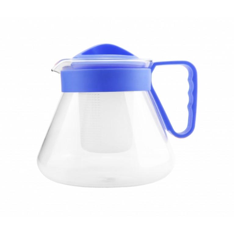 Чайник стеклянный с фильтром CAMILLA 1000мл