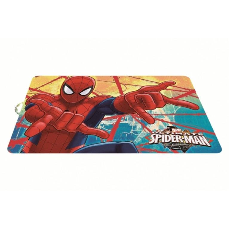 Салфетка 43х29см прямоуг Человек паук