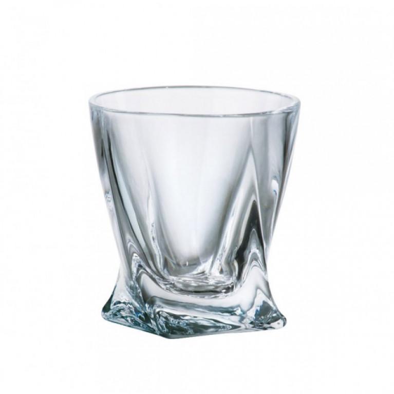 Набор стопок для водки 55мл QUADRO 6шт