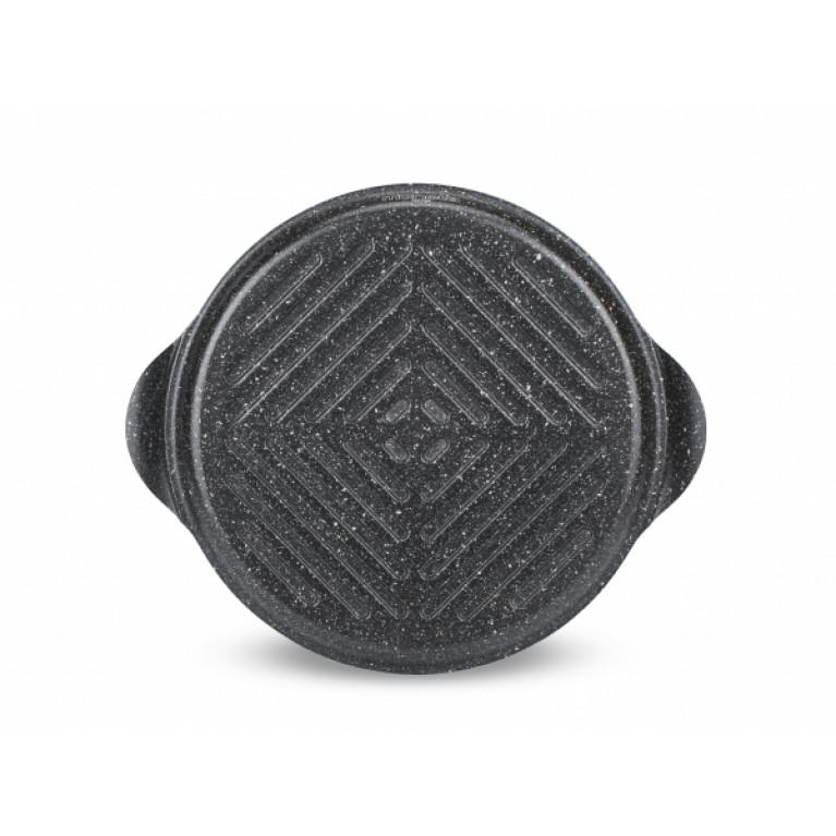 Гриль круглый STONE, 25 см