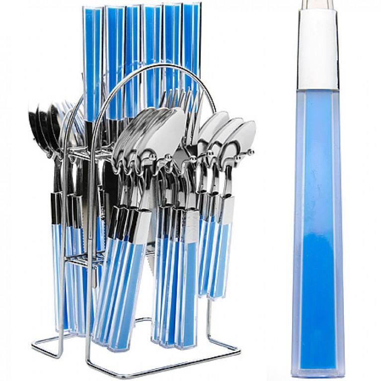 Набор столовых приборов 25 предметов в ассортименте