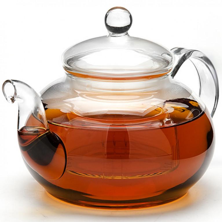 Заварочный чайник стекло 650 мл