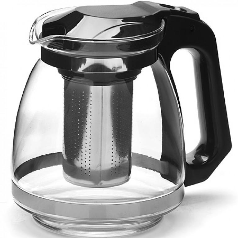 Чайник заварочный 1.5 л стекло MB