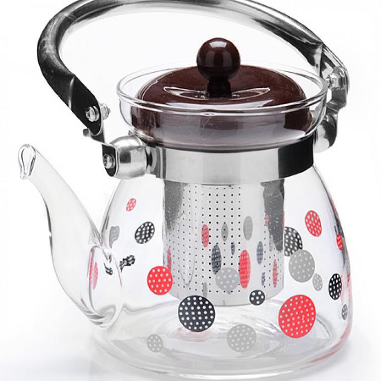 Заварочный чайник 1.3л с/кр MB (х24)
