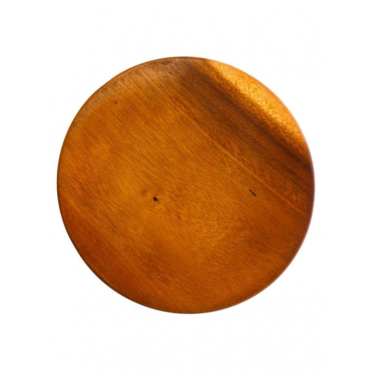 Доска разделочная круглая D21 x 1 см