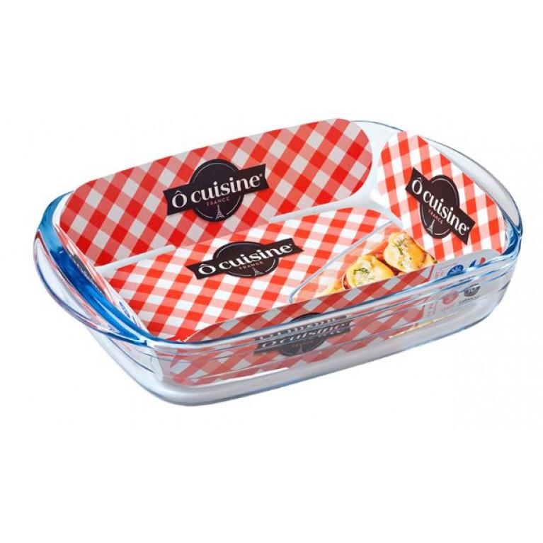 Блюдо прямоугольное O CUISINE 28x20x5 см