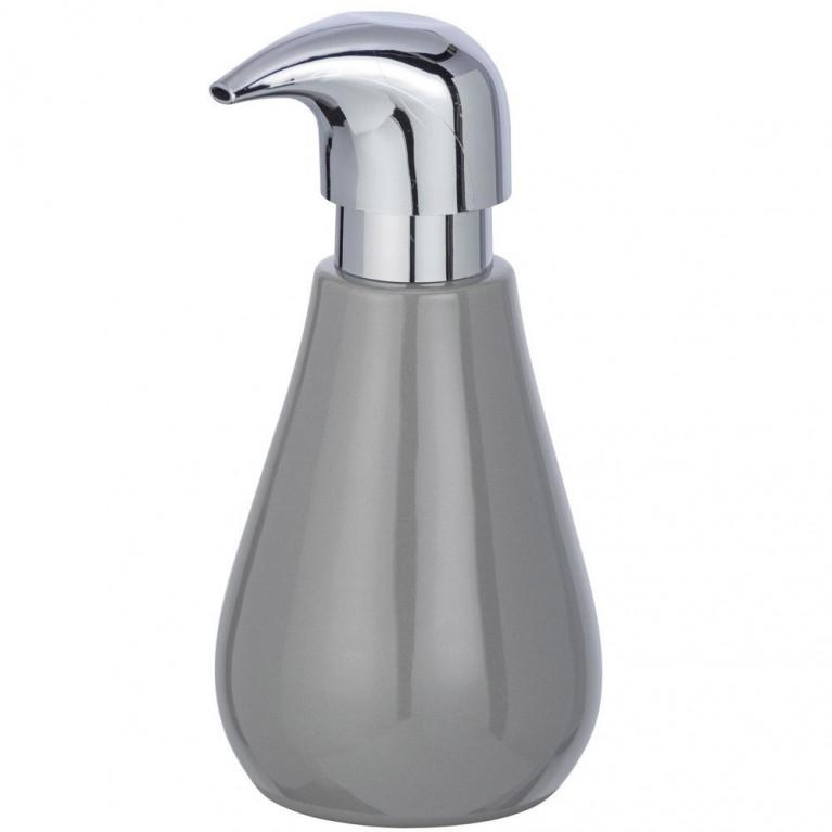 Керамический диспенсер для мыла Sydney серый